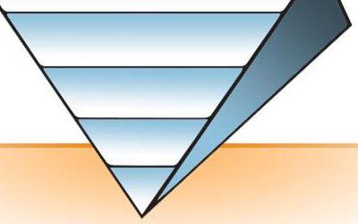 De machtspyramide omdraaien; wie durft?