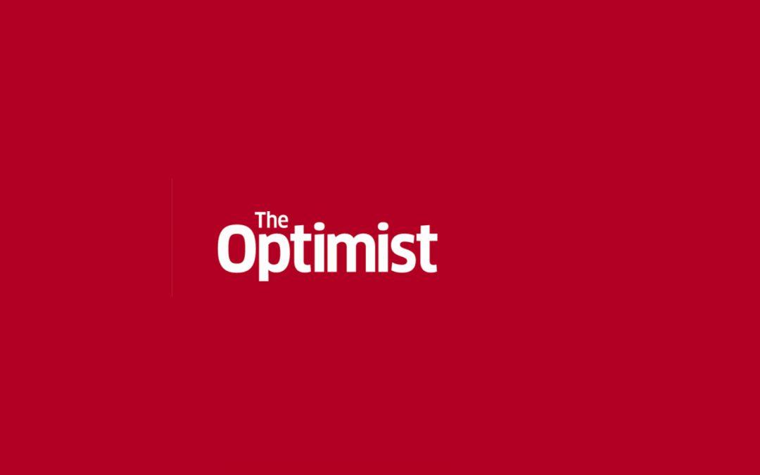 Lees gratis The Optimist